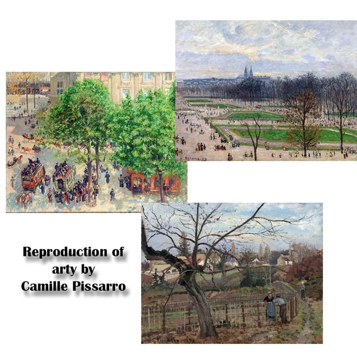 For all the art lovers - you can order from us reproductions on canvas with art made by famous artist - Camille Pissarro  http://turanshop.co.uk/236-camille-pissarro  #art #homedecor #home #design #camillepissarro #canvas #reproductions