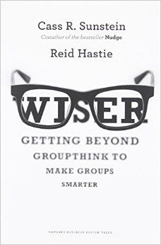 Groupthink. Why does it comes about? Based on an exaggeration of our individual biases, groups don't correct System 1 biases - they exacerbate them! So how we can set about making better groups for decisions? Drawing on examples from Cass Sunstein's time working in the Oval Office, Sunstein and Reid Hastie provide evidence for why emotional intelligence is a good predictor of group success.