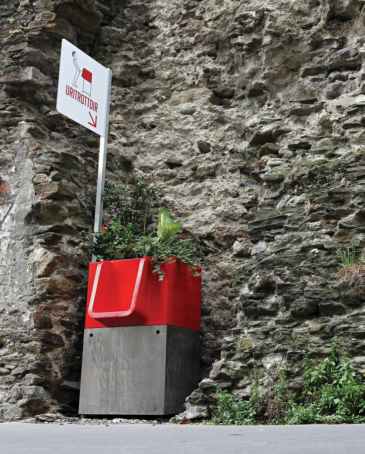 The city of lights has been blighted by public urination. But no longer.