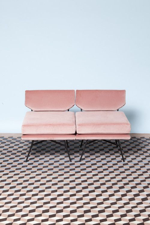 Source: Lorenzo Gironi Elettra Lounge Chair by Arflex.