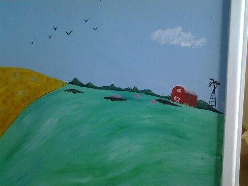Farm Mural Part 60