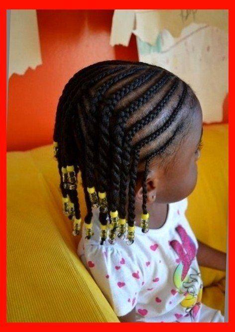Little Black Kids Braids Hairstyles Picture Kids Braided