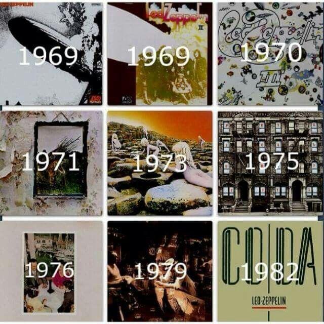 Best 25 Led Zeppelin Album Covers Ideas On Pinterest