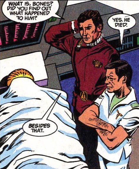 Leonard H. McCoy & James T. Kirk | McKirk || Star Trek TOS