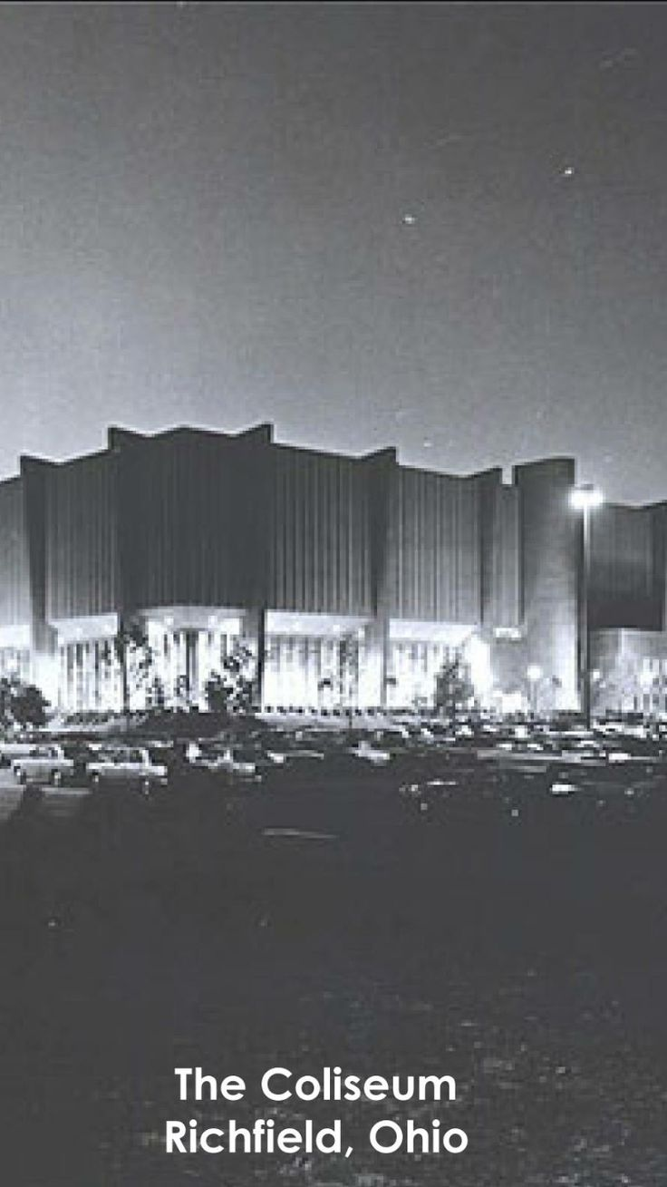 Northeast Ohio venue for several of our District Conventions in the 1980s