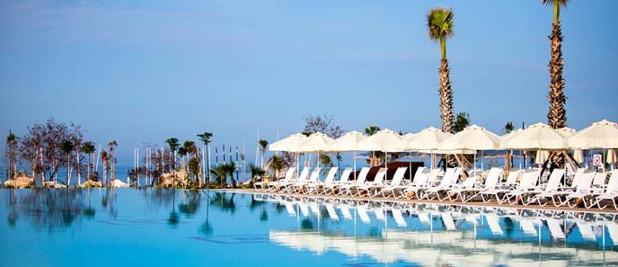 Neilson Andriake Beachclub, Turkey