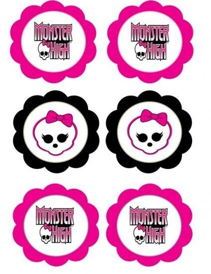 Schön Cumpleaños De Las Monster High