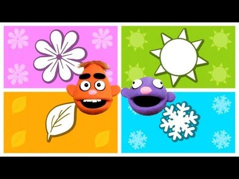 ▶ SEASONS SONG ♫ | Autumn, Winter, Spring, Summer - YouTube