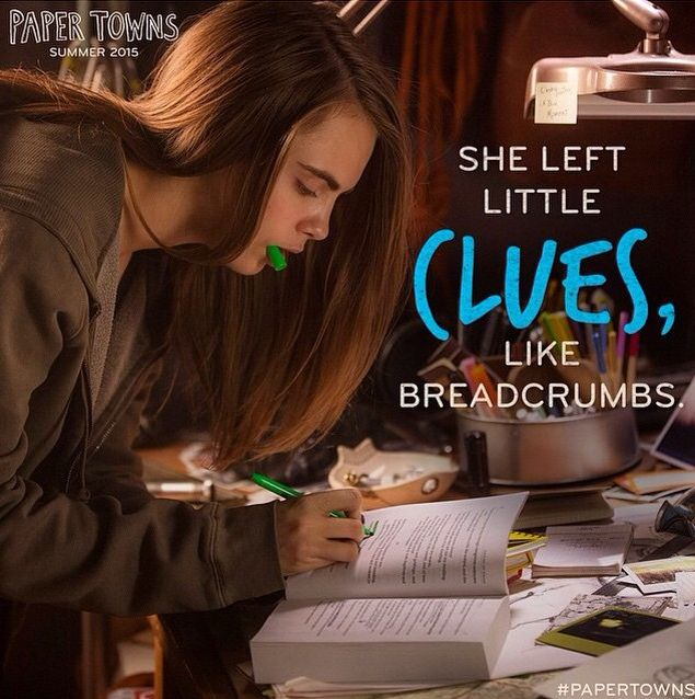 Paper towns near me