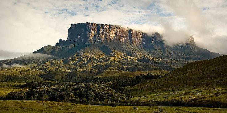 Рукотворны ли горы Южной Америки? | Самые свежие новости - Информационный портал Крамола