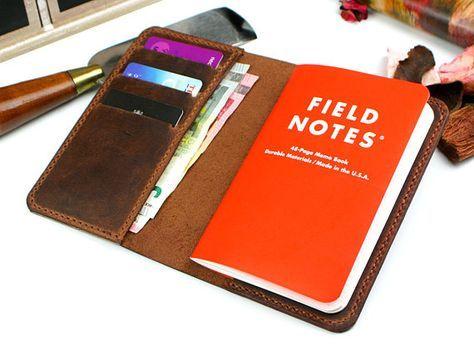 The  Best Diy Field Notes Wallet Ideas On   Diy