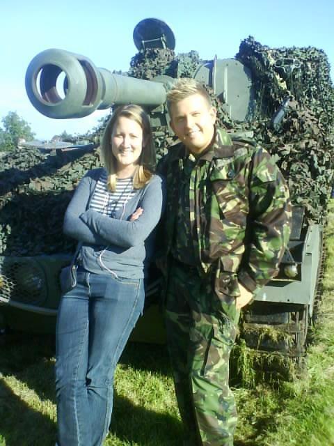 Gary: Tank Commander.
