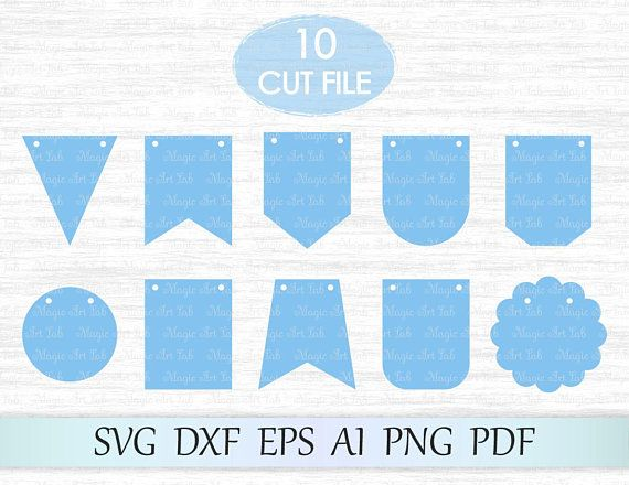 Bunting Banner Flag Svg Bunting Banners Svg Banners Svg Etsy Cricut Banner Banner Bunting Banner