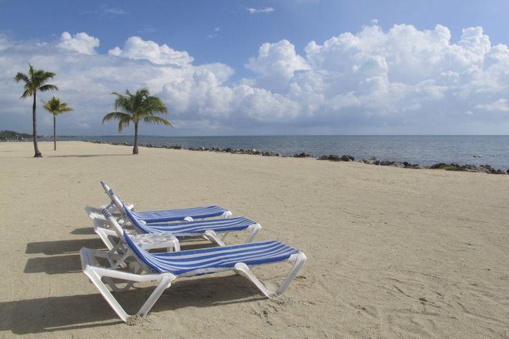 L'idée romantique qu'on se fait des Keys, avec eau turquoise, palmiers à profusion et maisons victoriennes, a mis du temps à se montrer. Au milieu d'une route parfois tout sauf charmante, bordée d'enseignes criardes et où l'on roule rapidement, on s'est un instant demandé où étaient les paysages des guides touristiques, les plages où lézarder sur le sable doré.