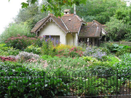 Gardener's Cottage, St James' Park, London