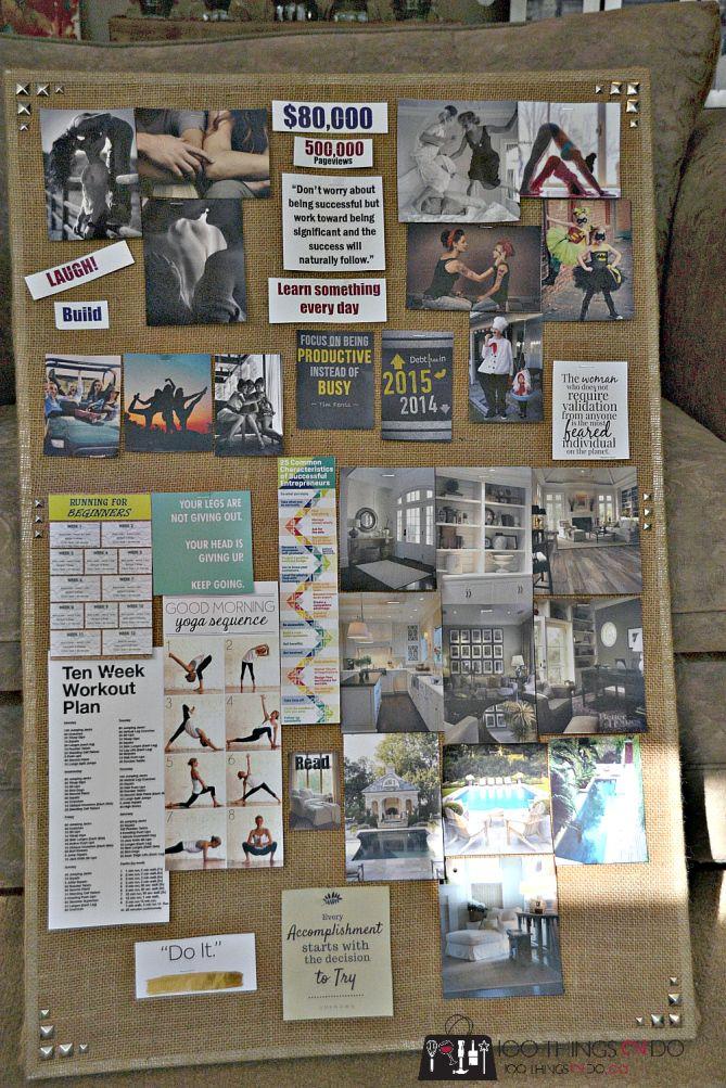 21 Best Vision Board Images On Pinterest Vision Board Ideas Diy