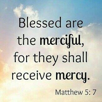 GOD MERCY