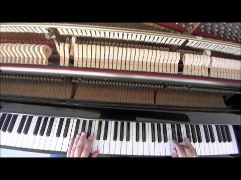 #U2, #POP, #Staring #At #The #Sun, #Piano #Cover, #Music #Improvisation #By #BIordanis, #HD