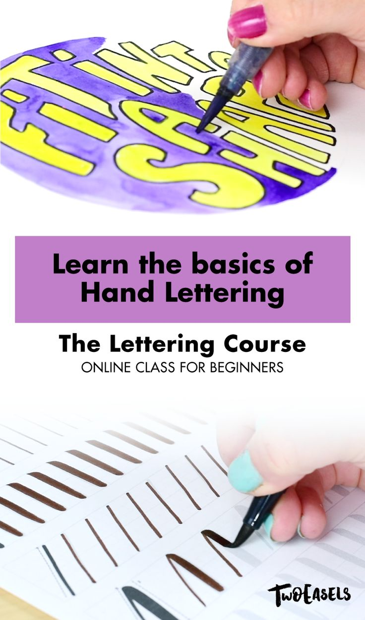 Learn the basics of letter anatomy, typography rules, styles and all the different tools out there. I'll walk you through the design process so that you can have a finished lettered piece of your own at the end of this course.