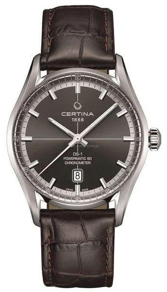 Certina DS-1 Powermatic 80 - C029.408.16.081.00 - DS-1 Powermatic 80 - TimeStore.cz