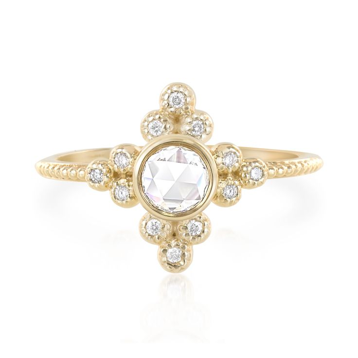 Adore R102 Rose cut diamond