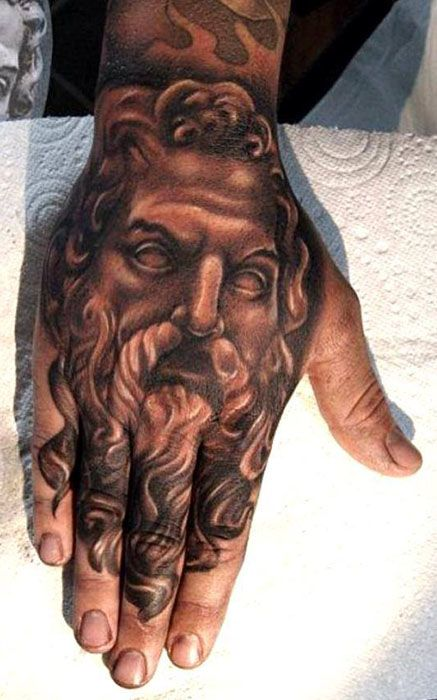 47 best best hand tattoos in the world images on pinterest for Male hand tattoos