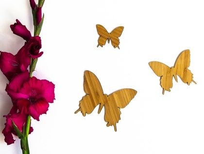 Bamboo butterfly family