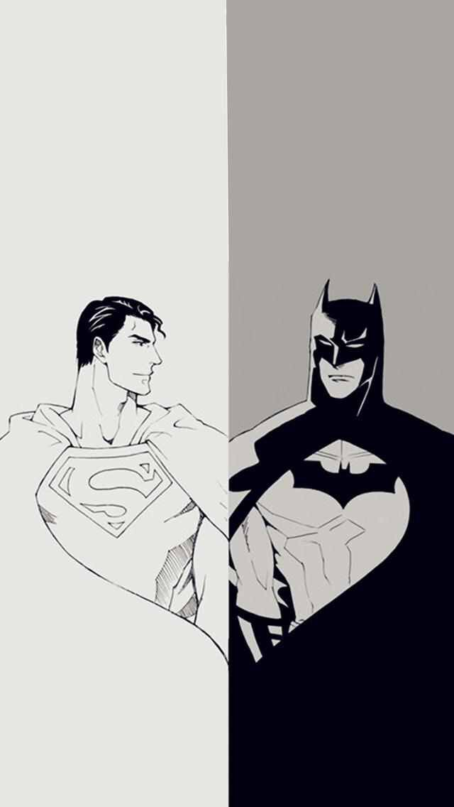 Superman and Batman. I don't really like DC and I've only seen Superman not Batman but I ship it