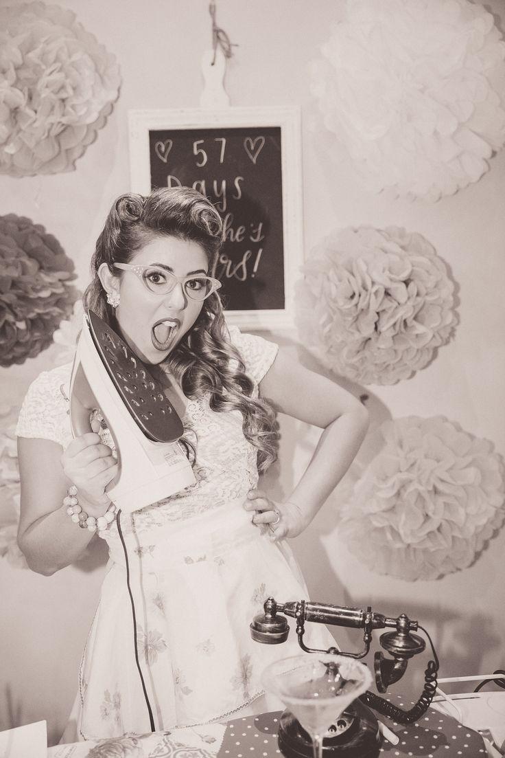25 Best Ideas About Retro Bridal Showers On Pinterest