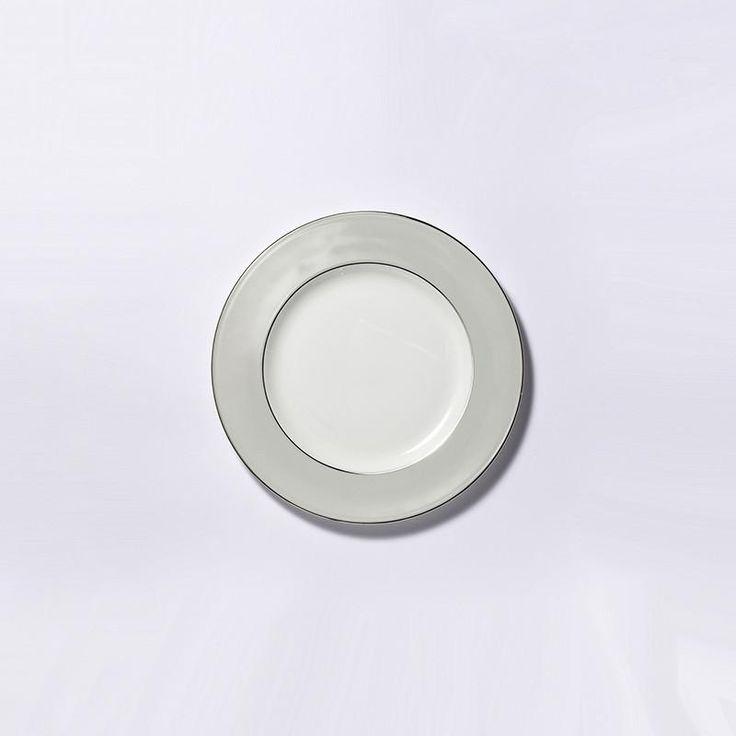 Bel Air Side Plate 16cm, Light Grey – HOPSON GRACE