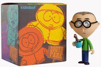 Kidrobot South Park Mini 3-inch Figure - MR MACKEY