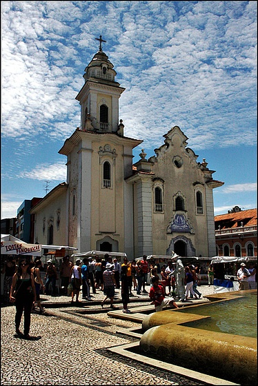 Igreja do Rosário Curitiba/PR/Brazil