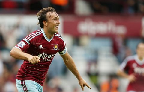 """Sam Allardyce: """"Mark Noble is one of our own. West Ham born and bred"""" -"""
