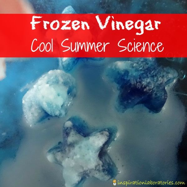 38 best science activities chemistry and physics images on frozen vinegar cool summer science activity fandeluxe Gallery