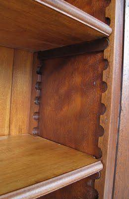 Eastlake Victorian: Adjustable Shelf Supports