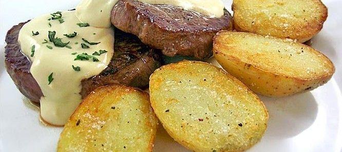 Super Culinária - Medalhão de Baby Beef ao Molho de Mostarda