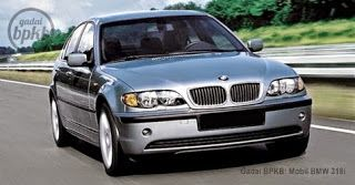 Mobil BMW 318i | Gadai BPKB