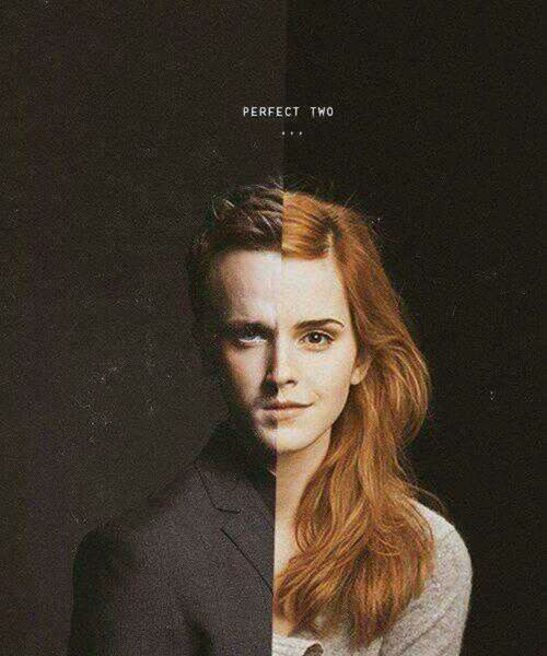 I love this whole Draco/Hermione thing - now there's a book I would read!