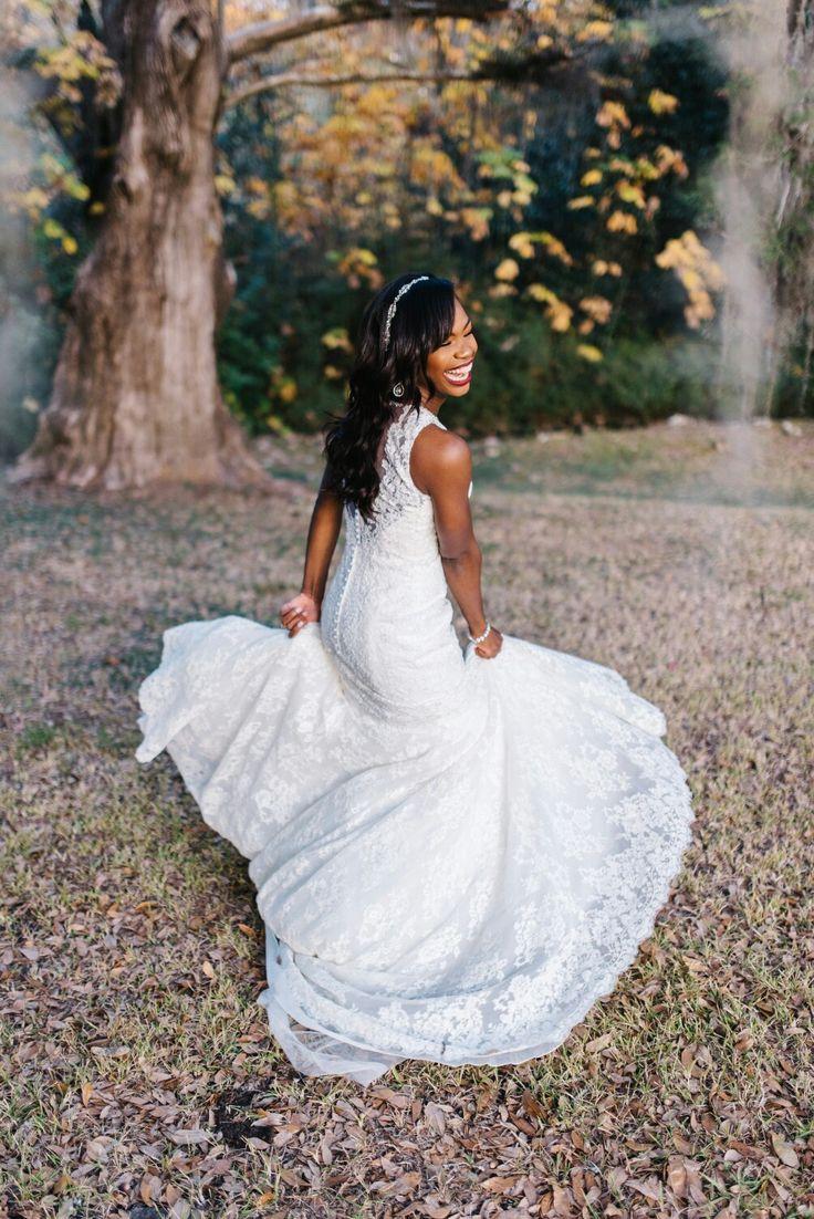 african american brides african american wedding dresses Bridals Rustic Bridals Illusion Neckline Louisiana Bridal lace wedding dress Black