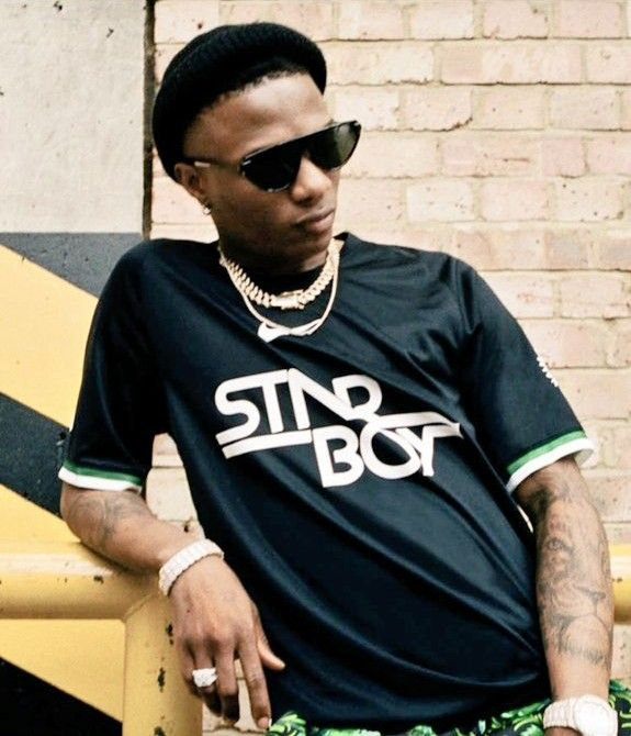 Nike and Wizkid to Release New StarBoy Jerseys for October 1 | World