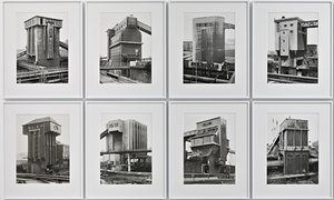 Bern and Hilla Becher's Coal Bunkers.