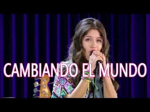 Elenco de Soy Luna - Sobre ruedas (Official Lyric Video) - YouTube