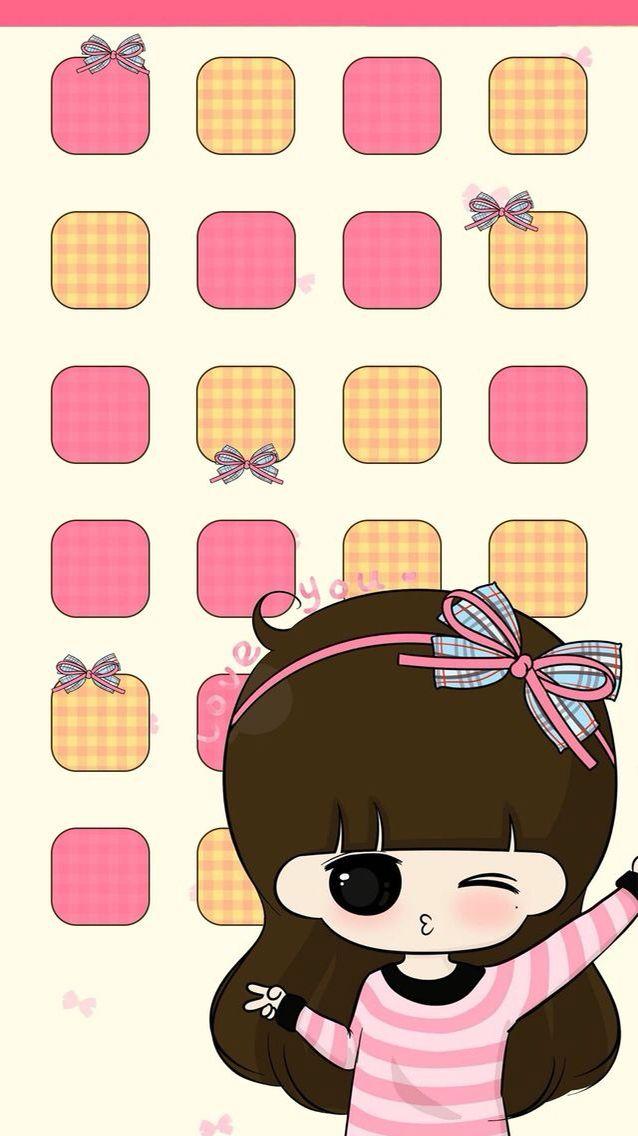 Icon wallpaper iPhone