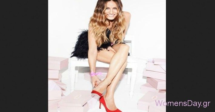 Κυκλοφόρησε η συλλογή παπουτσιών της Sarah Jessica Parker. | WomensDay.gr