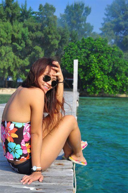 Meity Nadia – Cewek Petualang yang Sering Jadi Korban Stalker