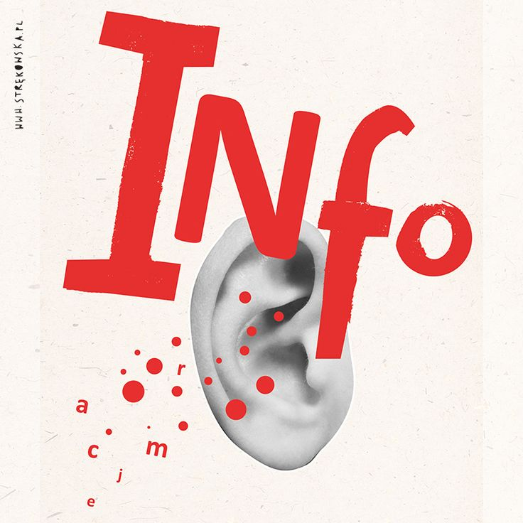 #typography #graphicdesign #information