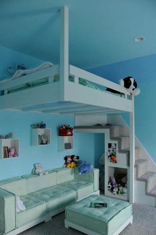 Wonderful Cool Bedroom Setup