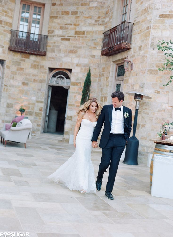 Let Lauren Conrad's gorgeous wedding photography inspire your own nuptials.