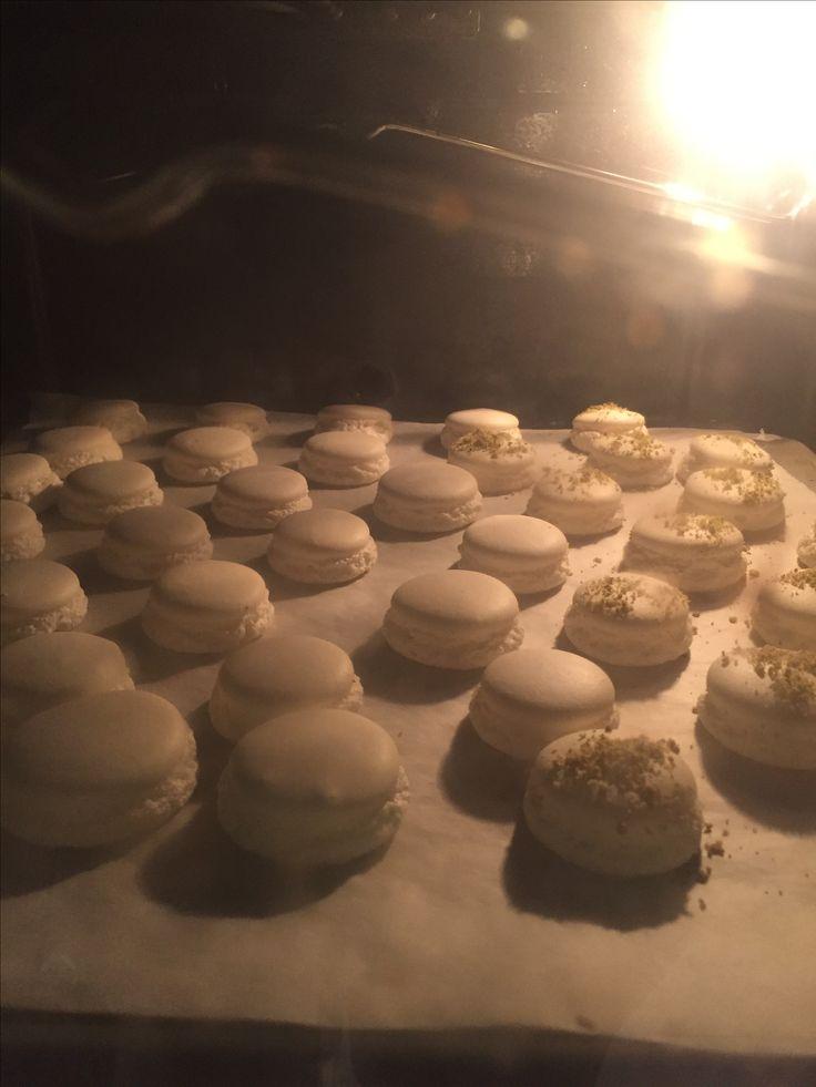 Macaron in forno...
