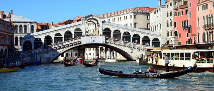 Cheap flights to Venice Italy